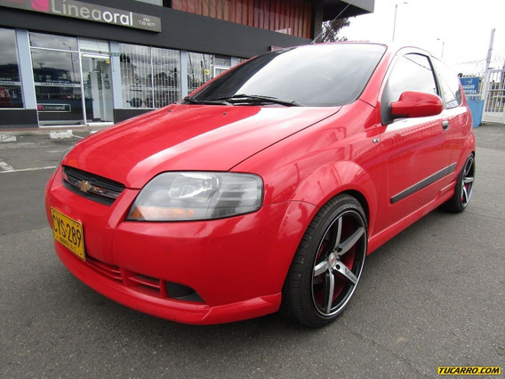 Chevrolet Aveo Gti Limited