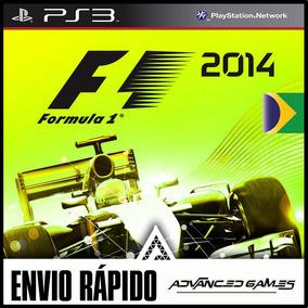 F1 2014 Fórmula 1 2014 - Português - Midia Digital Psn Ps3