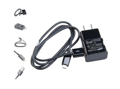 Cargador Rápido 5v 2a Con Cable Micro Usb Samsung Galaxy Nok