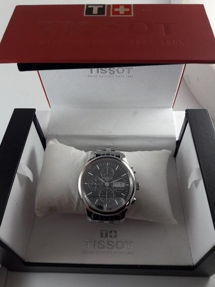 Relógio Tissot Le Locle Cronografo Automático Valjoux 7750