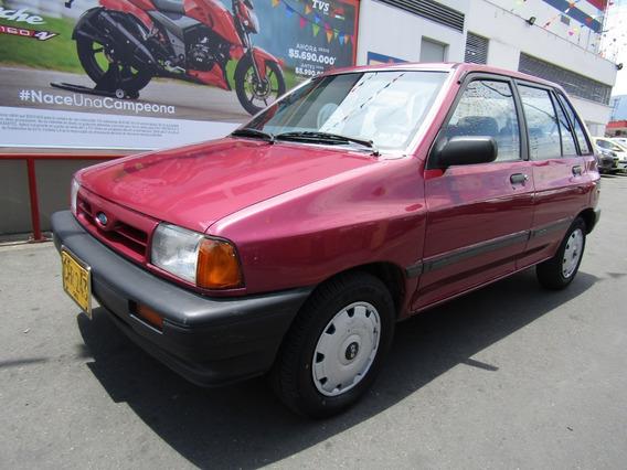 Ford Festiva Sd Mt 1300cc Aa