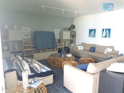 Imagem 1 de 29 de Apartamento  À Venda - Praia Da Enseada - Guarujá. - Ap4352