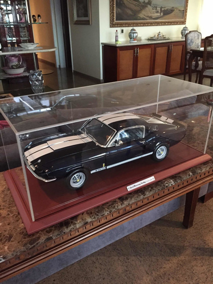Ford Mustang Shelby Gt500 1967 1/8 Planeta Deagostini