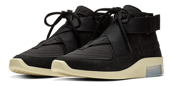 Nike Raid Fear Of God - Preto