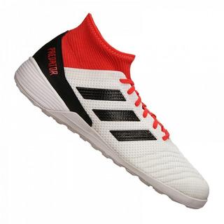 Chuteira adidas Predator Tango 18.3 - Futsal Bco