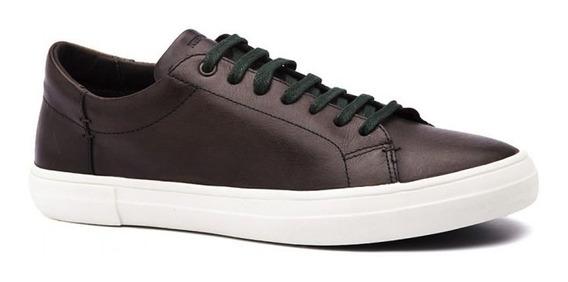 Sapatênis Masculino Keep Shoes Cor Chocolate