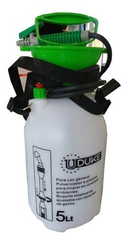 Bomba Fumigadora A Presión Uduke Con Capacidad De 5 Litros !
