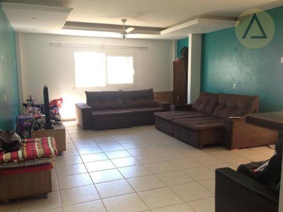Casa À Venda Por R$ 300.000,00 - Granja Dos Cavaleiros - Macaé/rj - Ca0952