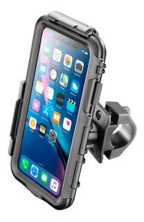 Suporte Celular Interphone Para Guidão Moto iPhone Xs Max