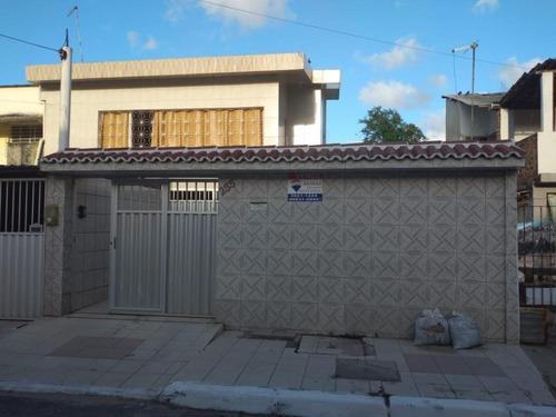 Imagem 1 de 24 de Casa Em Cohab, Cabo De Santo Agostinho/pe De 136m² 3 Quartos À Venda Por R$ 300.000,00 - Ca889954
