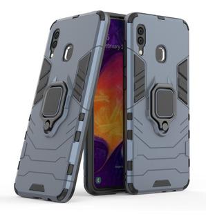 Galaxy A30 / A20 Carcasa Antigolpes Anillo - Colorcell