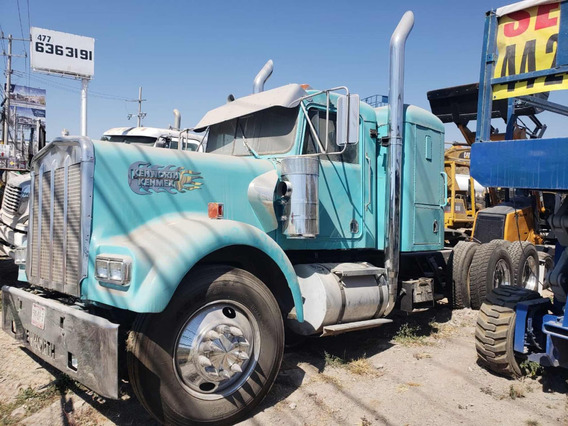 Tractocamion Kenworth W900
