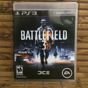 Jogo Ps3 - Battlefield 3 - Frete Barato