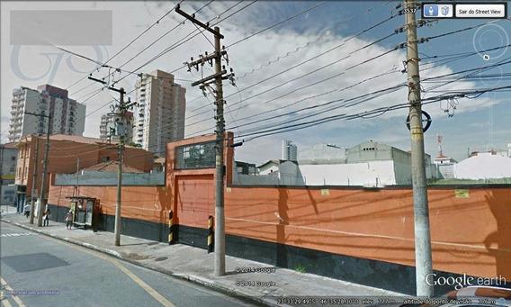 Terreno Para Venda, 4456.0 M2, Mooca - São Paulo - 2093
