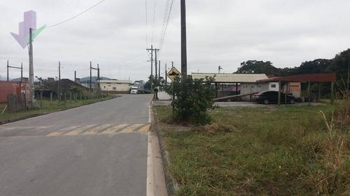Terreno À Venda, 409 M² Por R$ 285.000,00 - Santa Terezinha - Itapoá/sc - Te0750