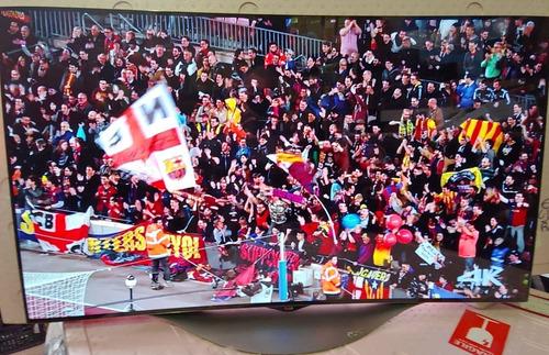 Smart Tv LG Oled Curvo 55 Con Web Os Cinema 3d 55ec9300