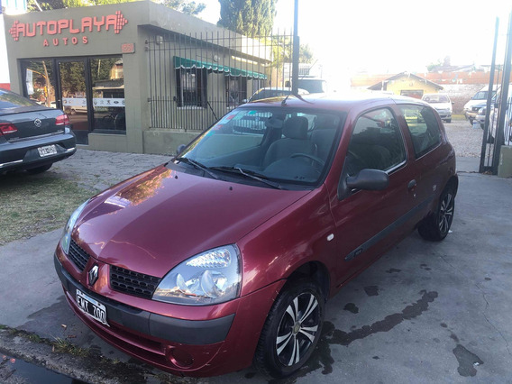 Renault Clio 1.2 Authentique Aa 2004
