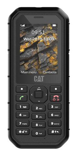CAT B26 Dual SIM 8 MB negro 8 MB RAM