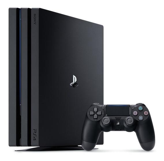 Ps4 Pro 1tb Playstation Nuevo Sony Consola Videojuegos