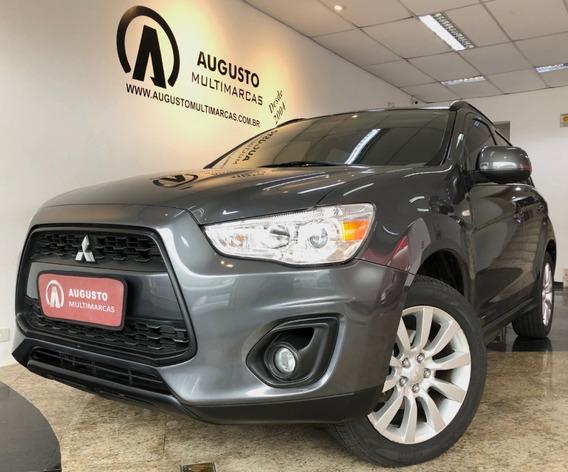 Mitsubishi Asx 2.0 16v Cvt 2014