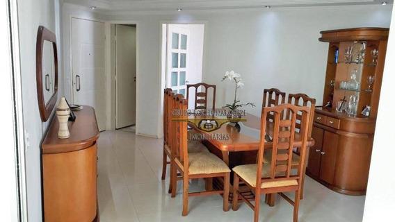 Apartamento Com 3 Dormitórios À Venda, 133 M² Por R$ 570.000,00 - Jardim Vila Formosa - São Paulo/sp - Ap1892