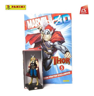 Marvel Superhéroes: Thor Vol. #5 (+ Figuras 3d) Panini