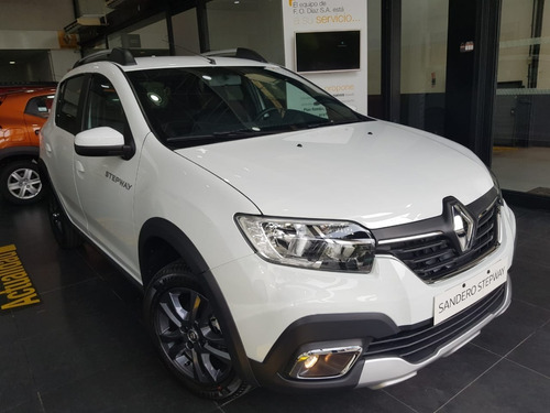 Renault Stepway Zen 0km 2021 Entrega Inmedita! (jav)