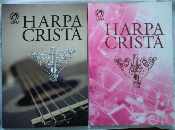 Harpa Cristã Popular Grande Cpad Kit