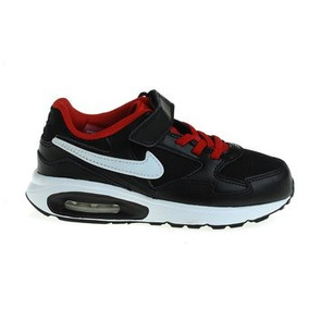 Tenis Air Max St 654290-008 Negro Junior Masculino