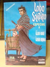 Lobo Solitário Especial 2 - Ed. Sampa - 256 Páginas