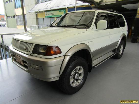 Mitsubishi Nativa At 3000 4x4