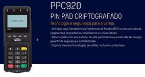 Pinpad Gertec Ppc-920 Usb