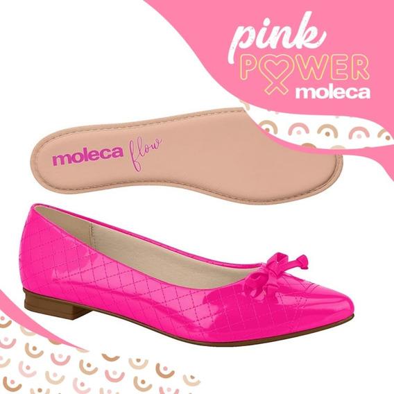 Sapatilha Feminina Moleca 5655203