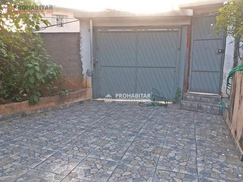 Casa Residencial À Venda, Jardim Cliper, São Paulo. - Ca2211