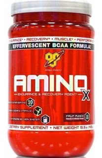 Super Amino X De 453gr Bsn Imperdible
