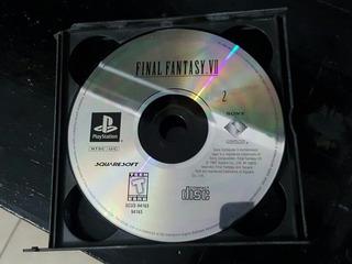 Final Fantasy Vii Disco 2