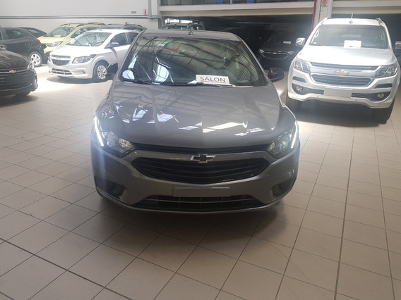 Chevrolet Onix Joy Black Linea 2020 #1