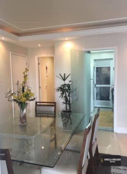 Apartamento Com 2 Dormitórios Para Alugar, 93 M² Por R$ 2.600/mês - Vila Augusta - Guarulhos/sp - Ap0004