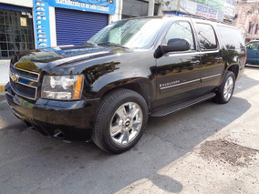Chevrolet Suburban C Piel Aa Dvd At 2009
