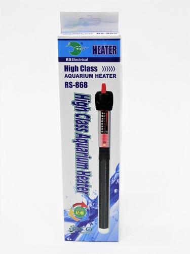 Calefactor Calentador Sumergible Acuario Pecera 100w Rs 868
