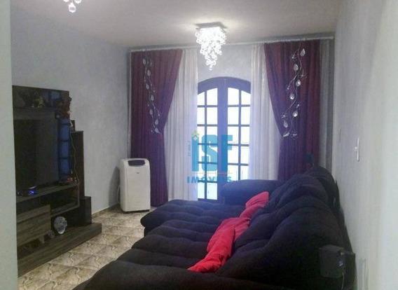 Sobrado Com 2 Dormitórios À Venda, 228 M² Por R$ 380.000 - Veloso - Osasco/sp - So5494. - So5494