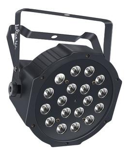 18 Luces Led Para Escenario Con Control Remoto