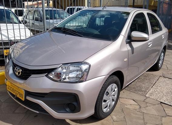 Toyota Etios Ds Xs 15 At