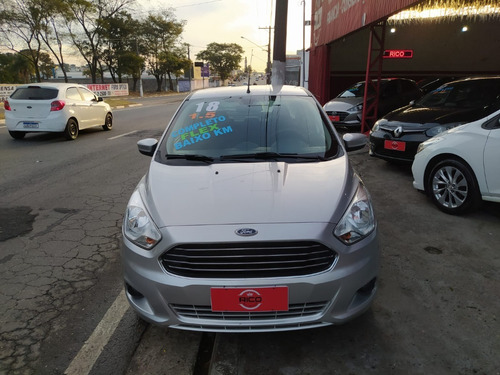 Imagem 1 de 10 de Ford Ka Sedan Se 2018 1.5 Flex Completo, Rodas De Liga Leve,