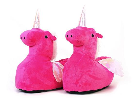 Pantufla De Unicornio Infantil Envio Gratis