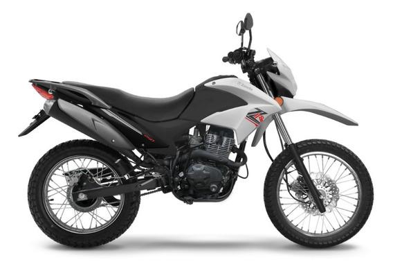 Zanella Zr 250 18ctas$4.867 Moto Roma (tipo Zr 150)
