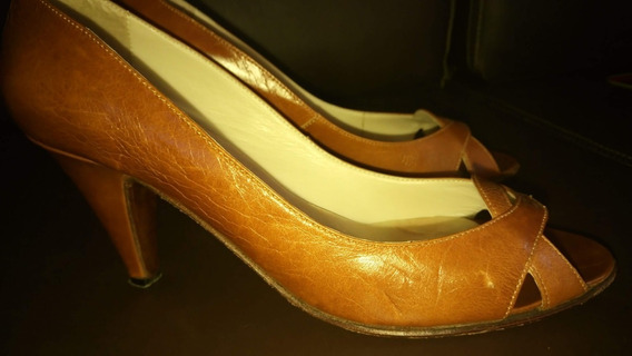 Zapatos Cuero Pepe Cantero