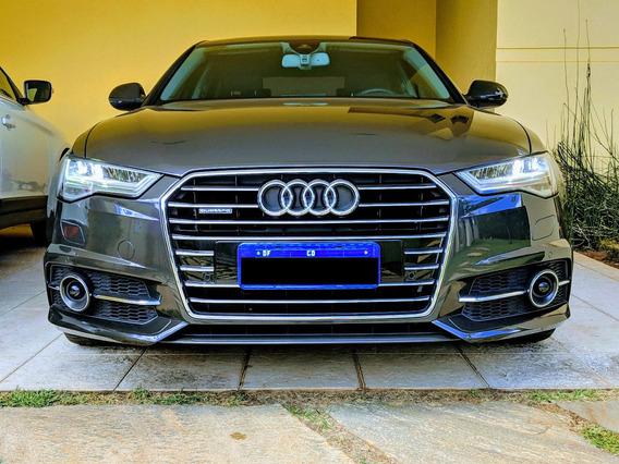 Audi A6, 3.0 Tfsi Ambition Quattro V6 24v Gasolina 4p S-tro
