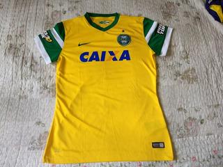 Camisa Coritiba Nike Amarela Copa 2014