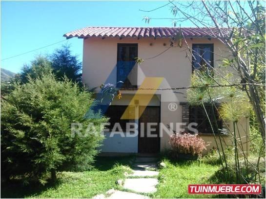 Casas En Venta, Tabay, La Mucuy Baja